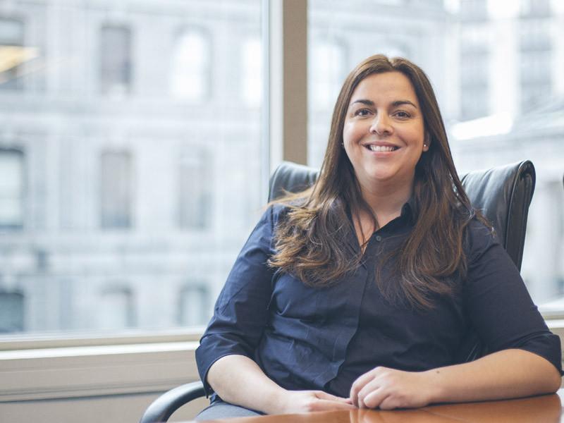 Meet the Staff Monday: Virginia Rey